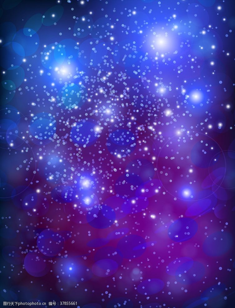 太空星空背景