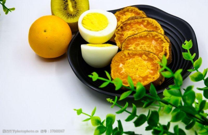 绿色食品早餐