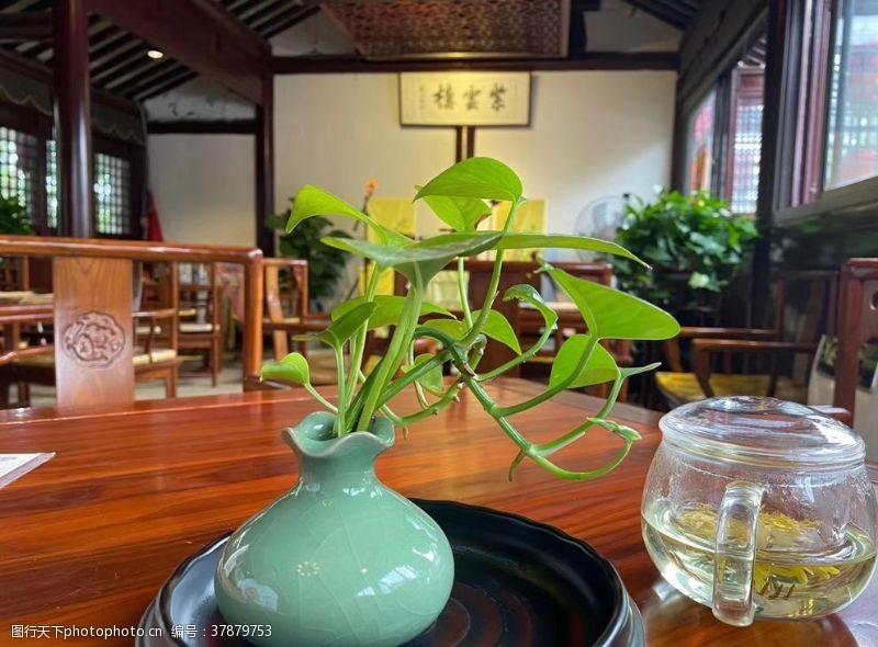 茶壶素材茶馆