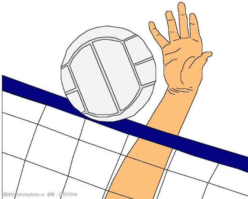 排球设计排球