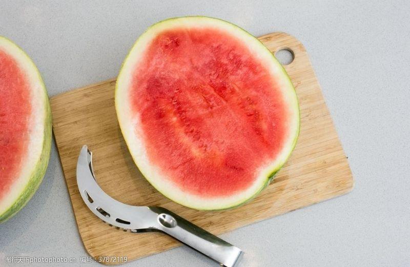 绿色食品西瓜