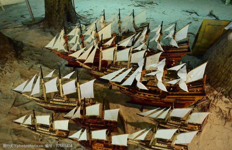 国外旅游帆船