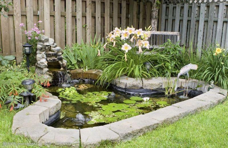 景观设计庭院