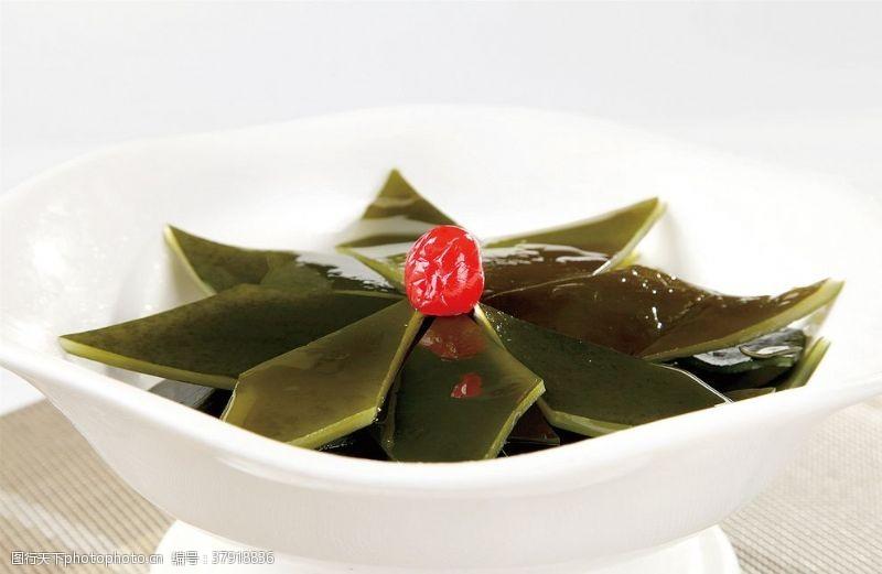 传统美食风味海带结