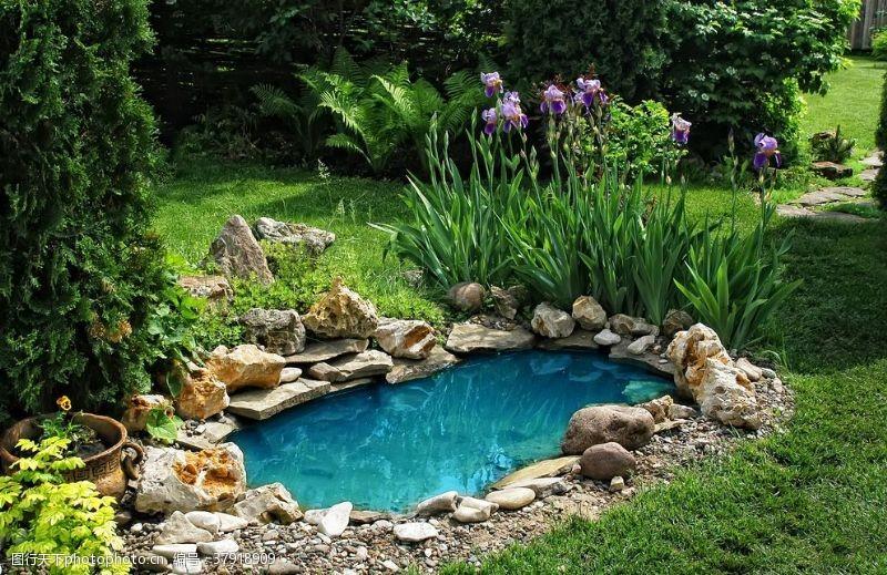 景观设计花园景观
