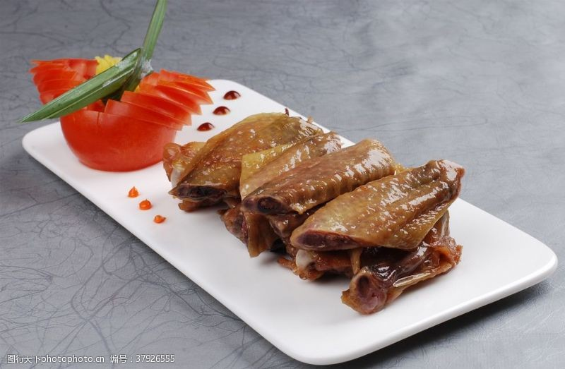 高清菜谱用图酒香霸翅