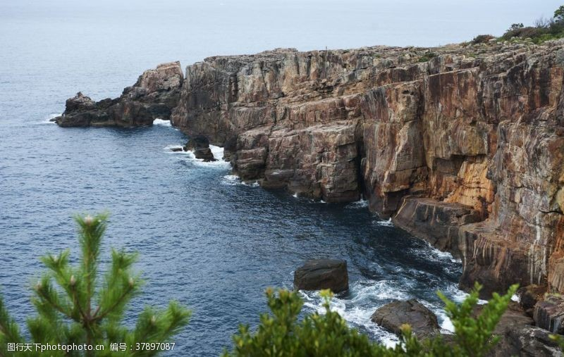 大海三段壁