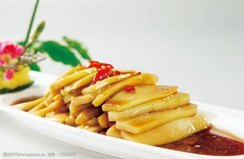 传统美食杭式佛手瓜