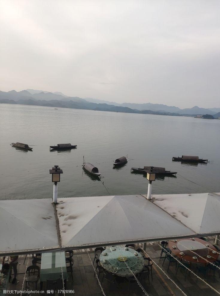 自然千岛湖