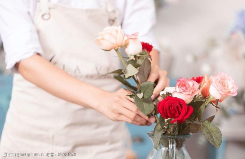 鲜花花艺师