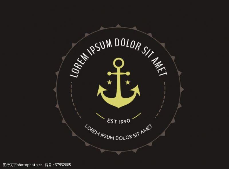 几何logo标志设计