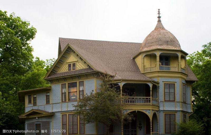 建筑园林别墅