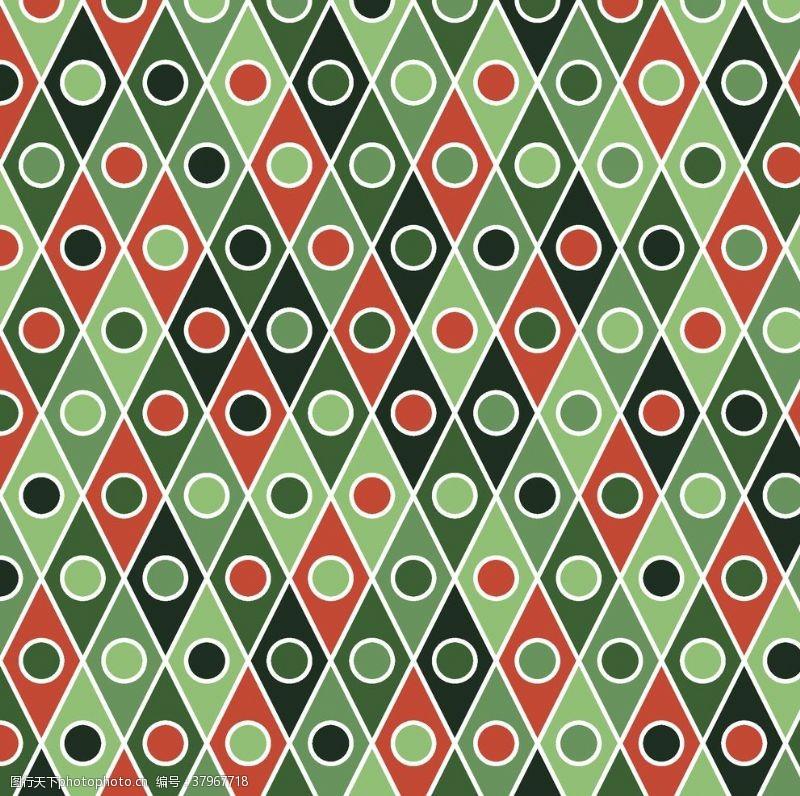 抽象底纹抽象几何图形无缝图案