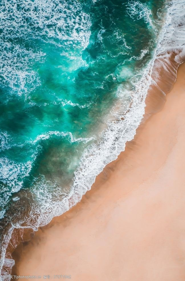 海水海岸线