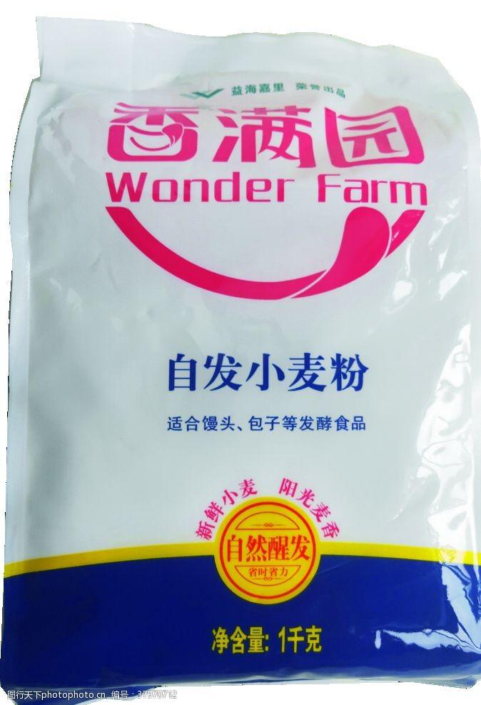 香满园自发小麦粉