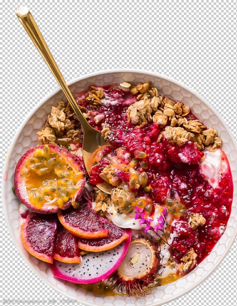 营养高品质的食物
