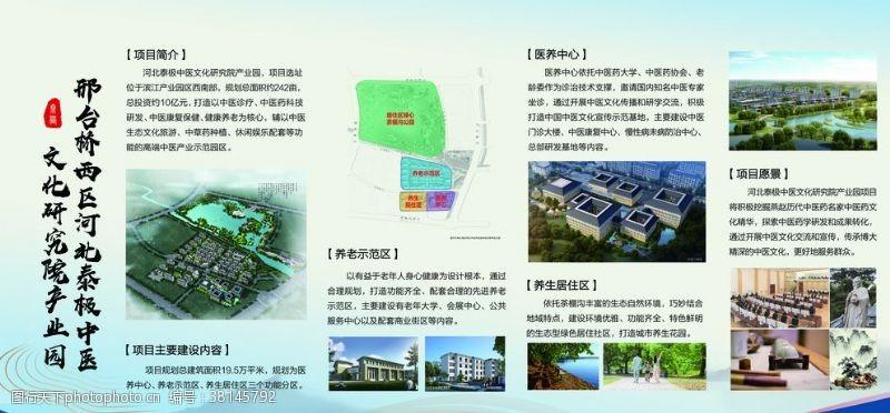 文化产业工业园区规划图