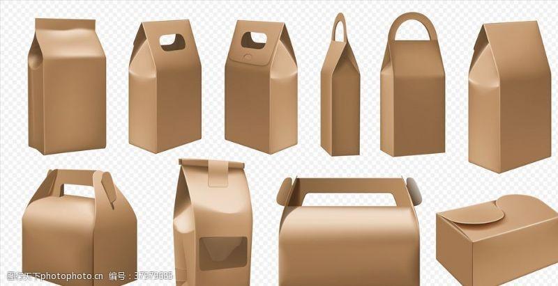 服装手提袋环保袋样机