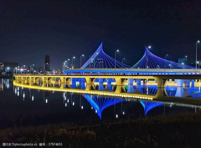 建筑园林庆阳彩虹桥