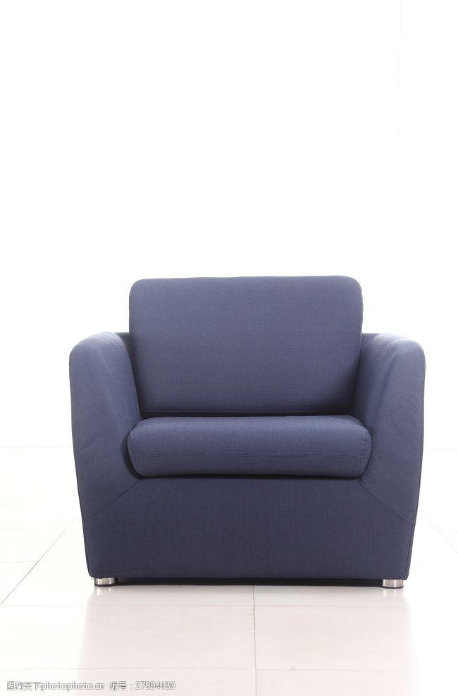 350dpi深蓝色沙发