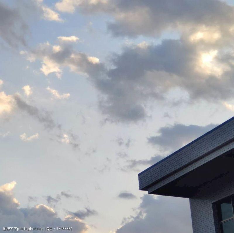 自然风景云