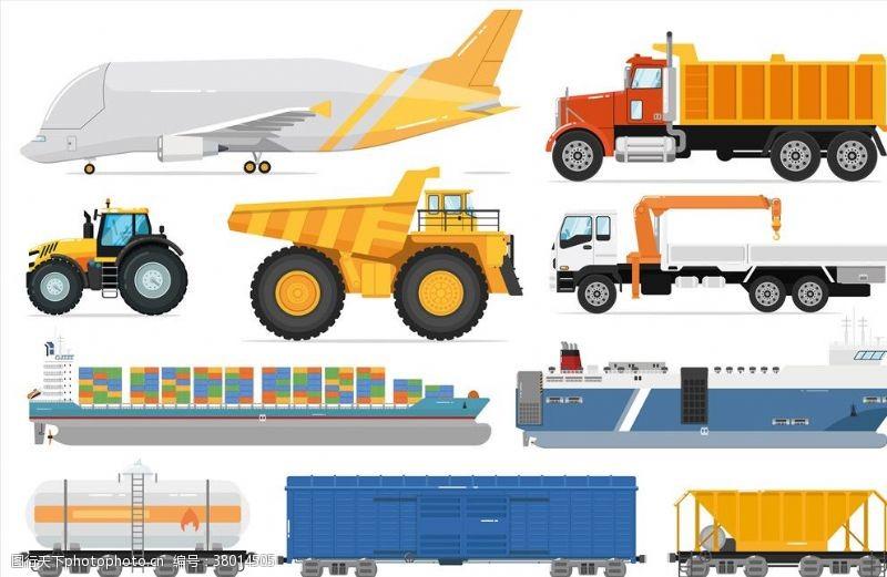 展板模板货物运输