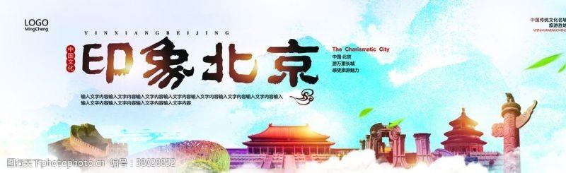 北京天安门印象北京