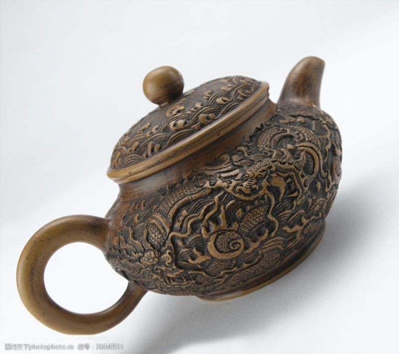 摄影茶壶茶韵茶文化