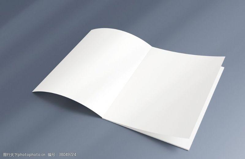 ui源文件画册样机