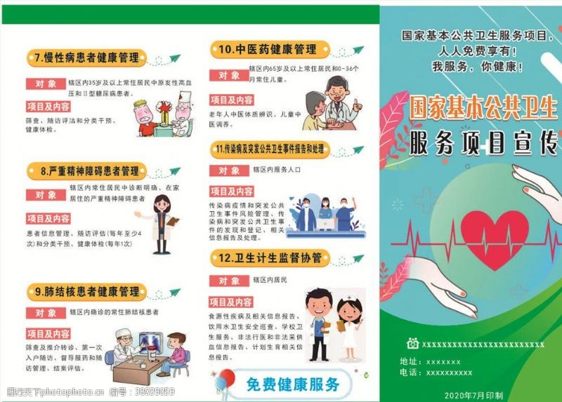 cdr原十二大类基本医疗服务项目