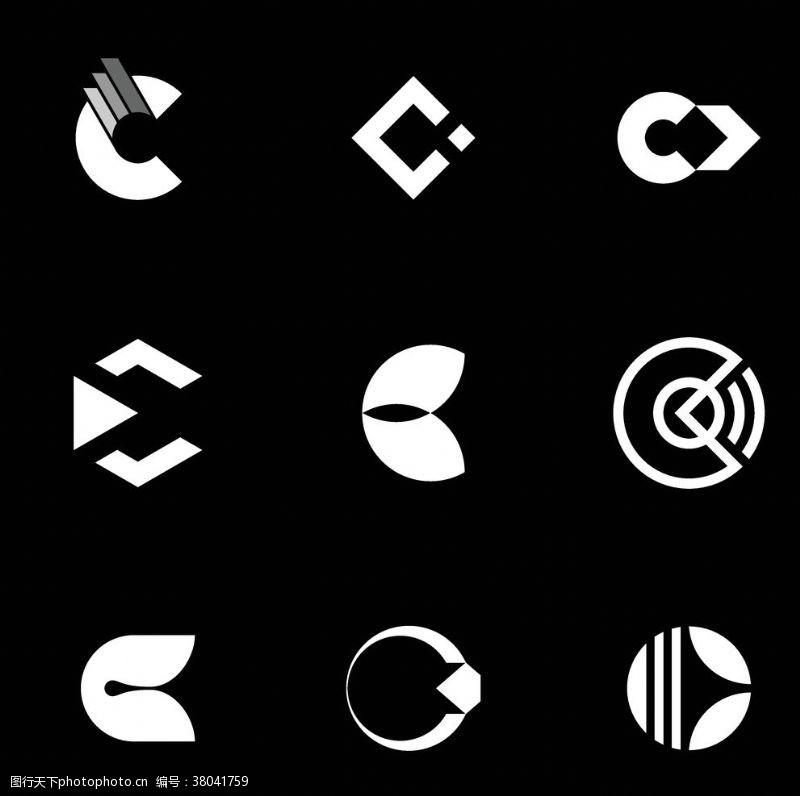 抽象几何图标