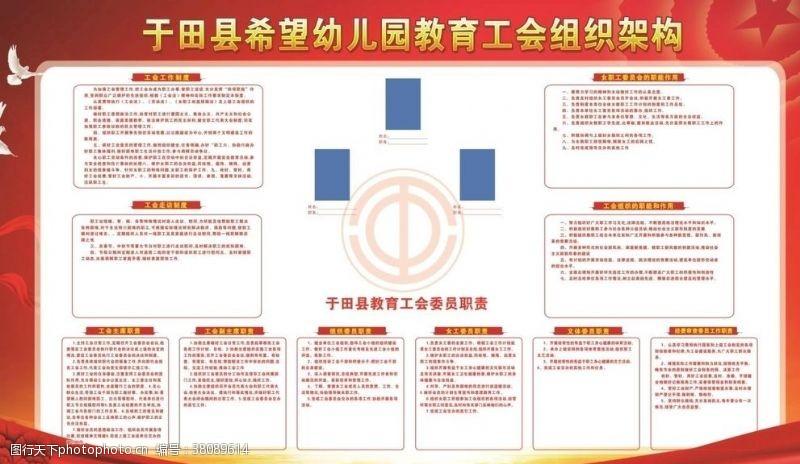 工会主席职责教育工会组织架构