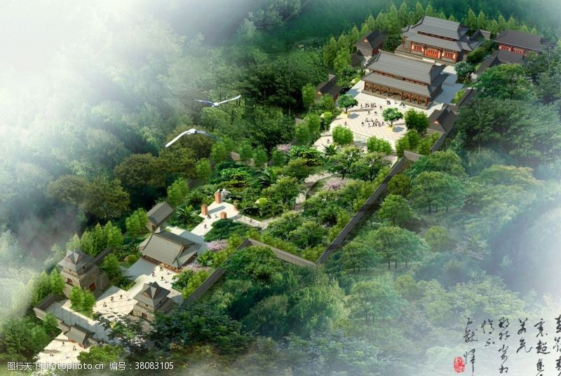 景观规划旅游景区景观设计建科园林景观