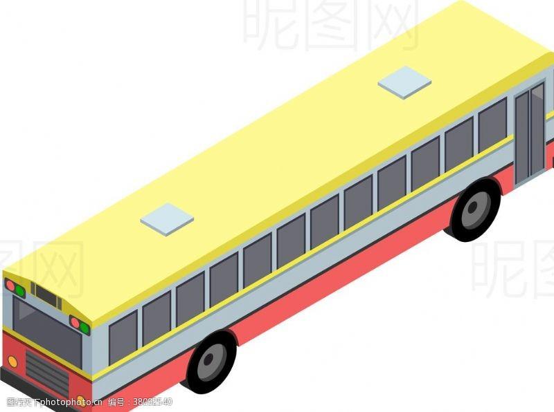 旅行车公交车