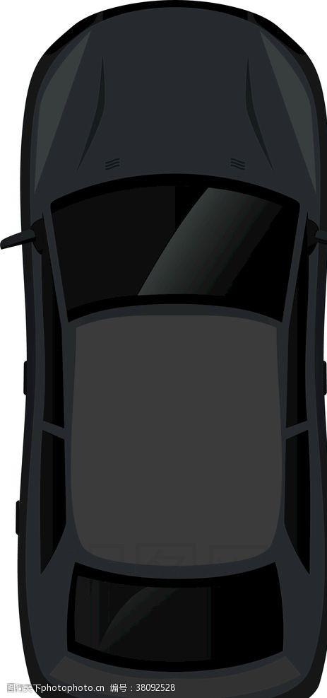 旅行车黑色轿车