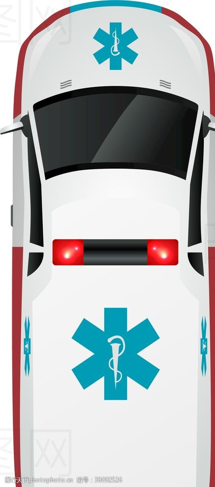 旅行车救护车