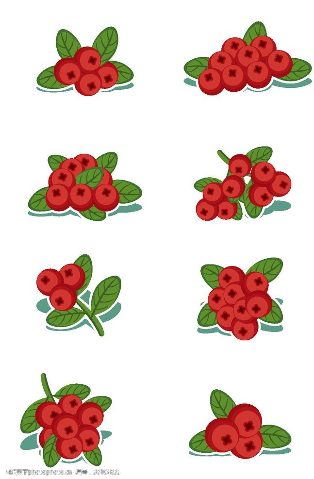 动漫水果卡通衣野果