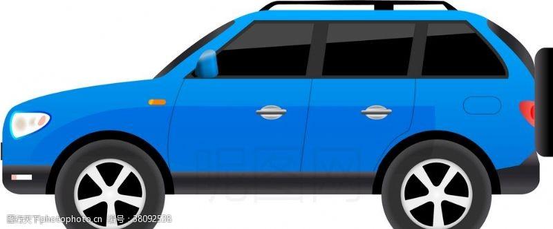 旅行车SUV汽车