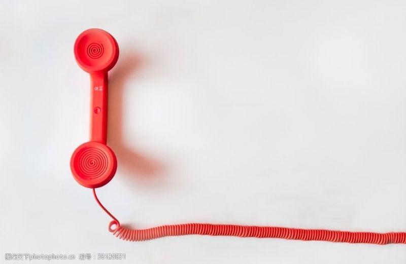 家居用品电话筒