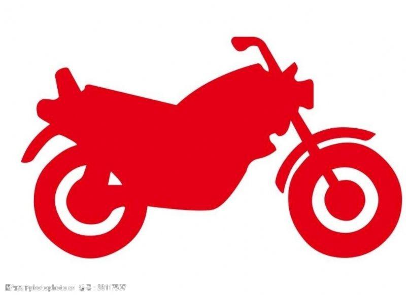 电动摩托车矢量摩托车