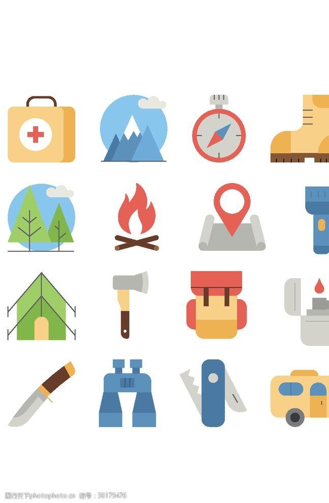 户外露营生存工具