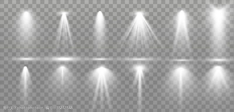 k歌背景聚光灯