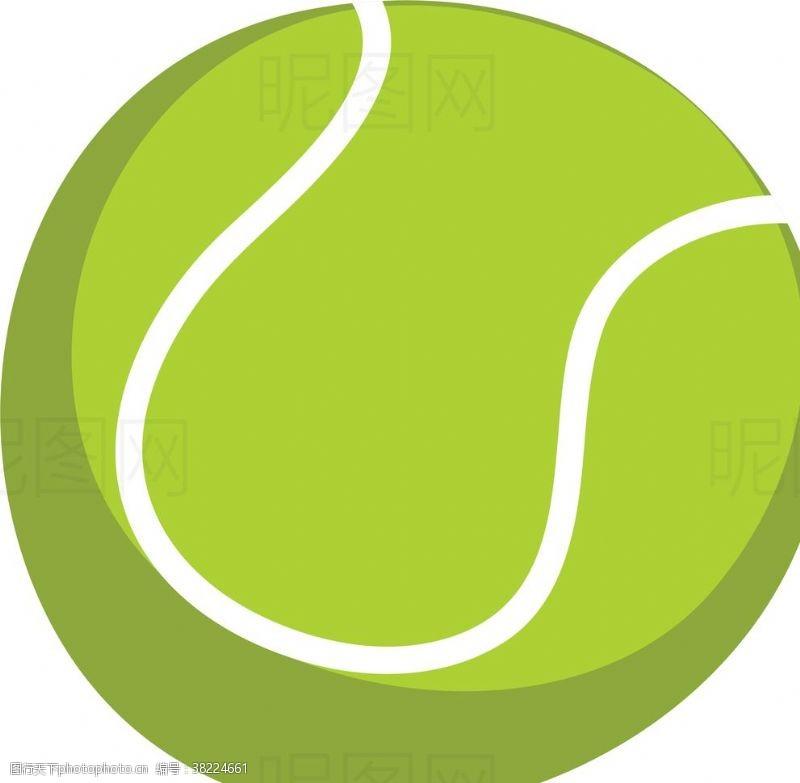 排球设计网球