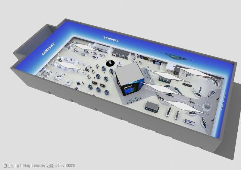 展厅设计方案展厅