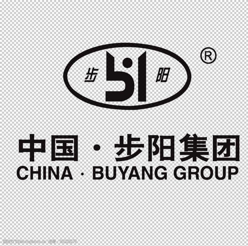 平面設計步陽集團logo