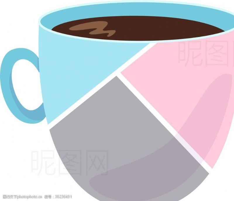 马克杯茶杯