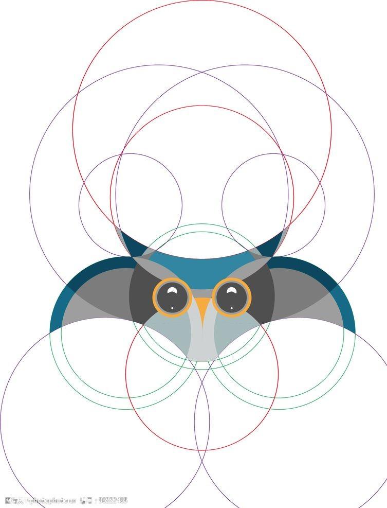 设计小蝙蝠插画logo