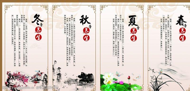 中医药文化四季养生
