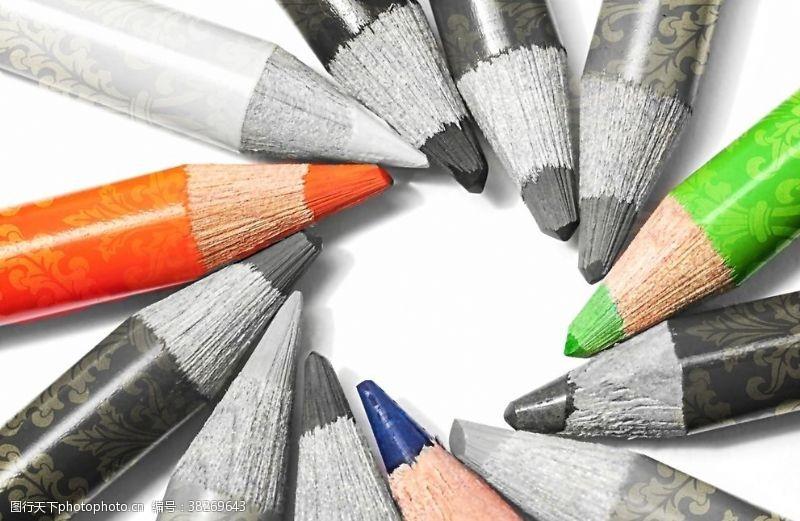 彩铅简笔画