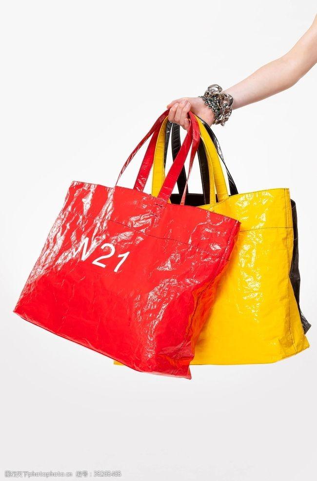 女包购物袋包包
